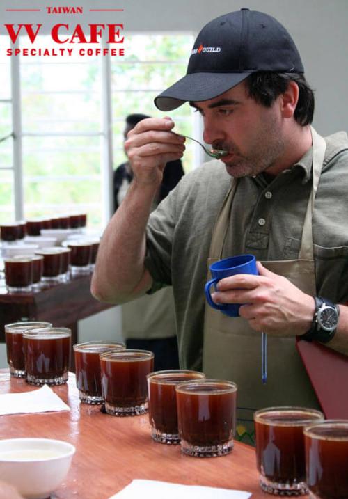 精品咖啡定義SCAA(上)
