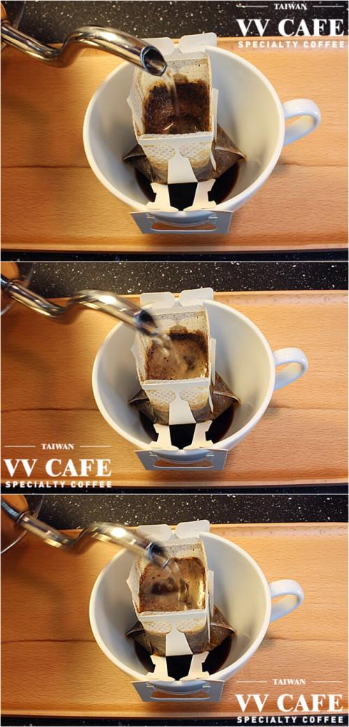 掛耳包沖煮-如何沖泡濾泡式耳掛咖啡?(下)