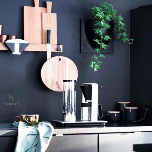 百變風味-北歐 WILFA SVART精品咖啡機 開箱