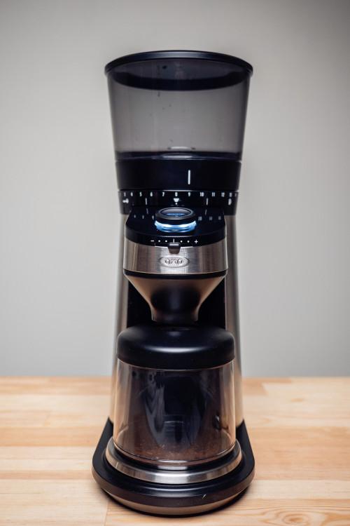 中階家用咖啡磨豆機-OXO智慧錐刀磨豆機 開箱