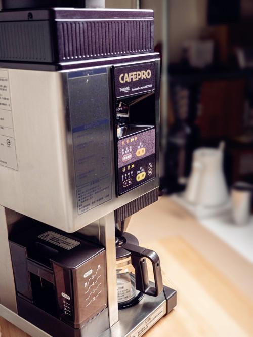 Dainichi CAFEPRO 自動生豆烘焙咖啡機開箱