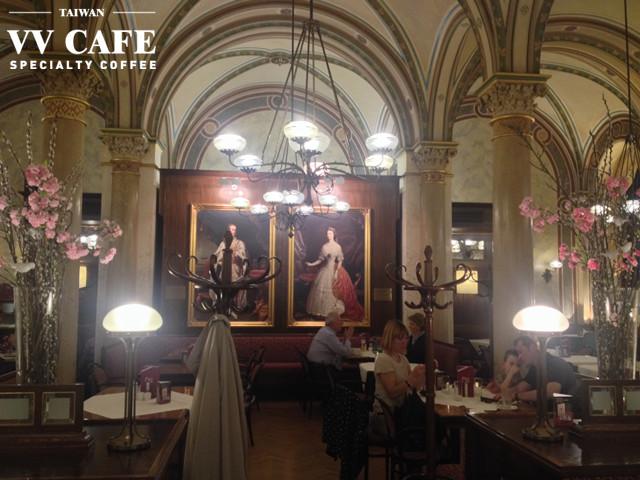 中央咖啡館西西公主