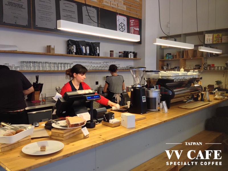 布拉格咖啡館