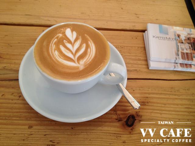 維也納咖啡館KAFFEEMODUL卡布奇諾