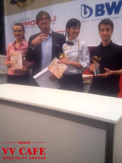 維也納精品咖啡館KAFFEEMODUL比賽