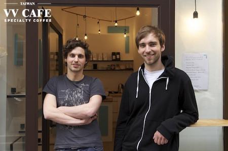 維也納咖啡館負責人Kaffeemodul