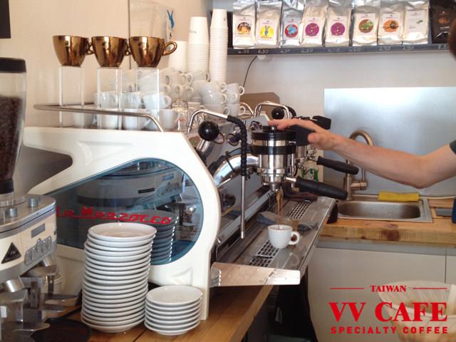 維也納精品咖啡Kaffeemodul La Marzocco