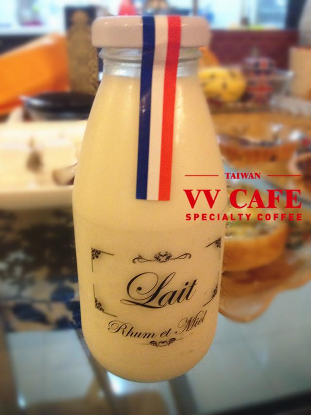 吃吃喝喝蜂蜜萊姆牛奶