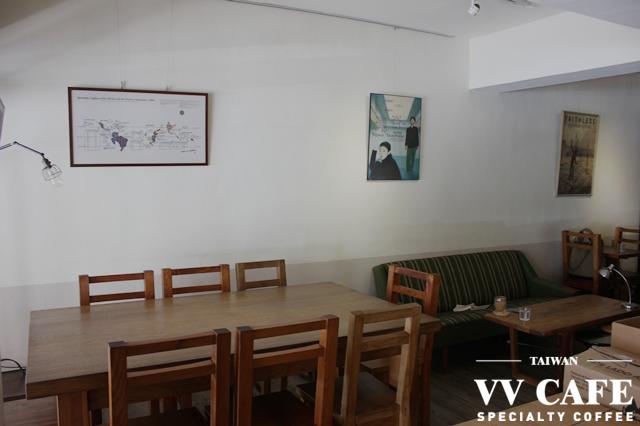台北沛若瑟咖啡館