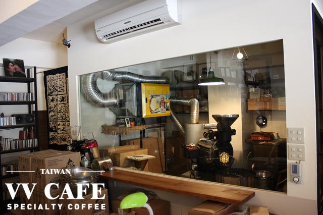 沛若瑟自家烘焙咖啡館