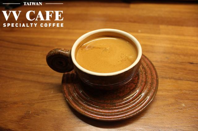 咖啡葉黑珍珠espresso