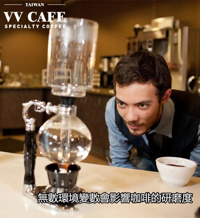 咖啡研磨度