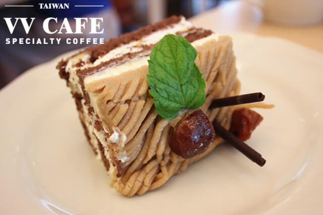 Afternoon Tea蛋糕蒙布朗