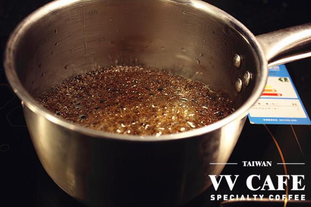 鴛鴦咖啡煮奶茶