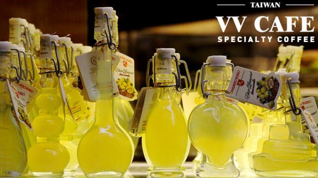 homemade Limoncino手工檸檬酒