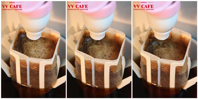 10耳掛咖啡沖煮