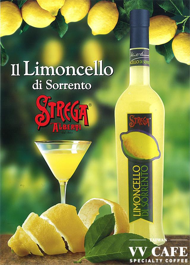 女巫酒limoncello