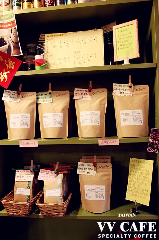 龍潭咖啡豆