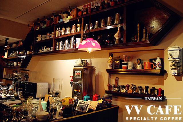 台北大安咖啡館