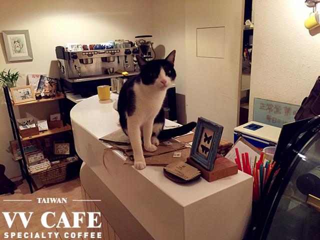 北海岸景點咖啡館:彼瑞佳咖啡動物友善