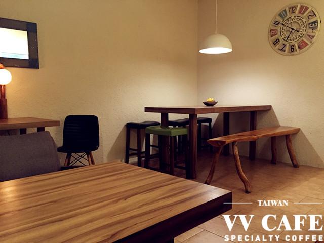北海岸景點咖啡館:彼瑞佳咖啡座位
