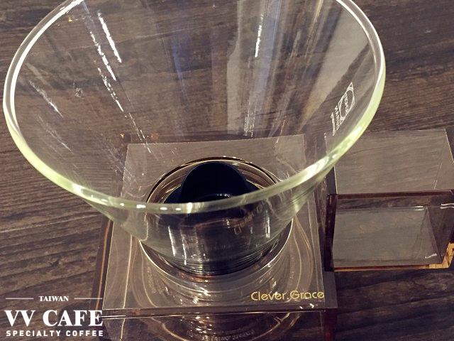 玻璃聰明濾杯Clever Grace091