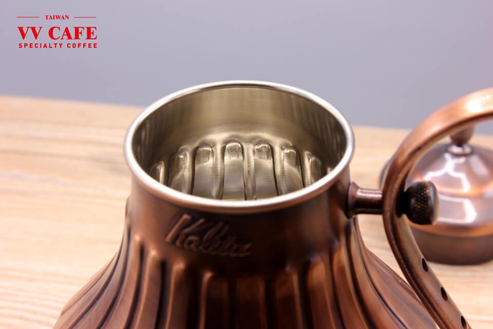 KALITA pot 900 銅壺 神燈 神壺 細嘴壺 12