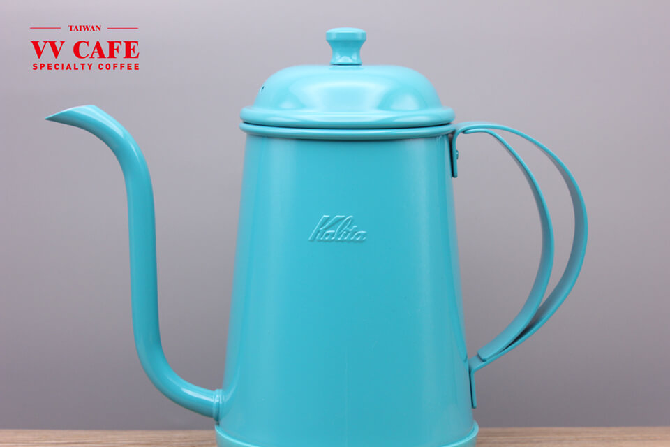 Kalita-彩色不鏽鋼手沖壺藍、黃、紅700cc11