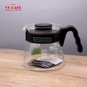 HARIO-玻璃下壺-咖啡壺-450cc