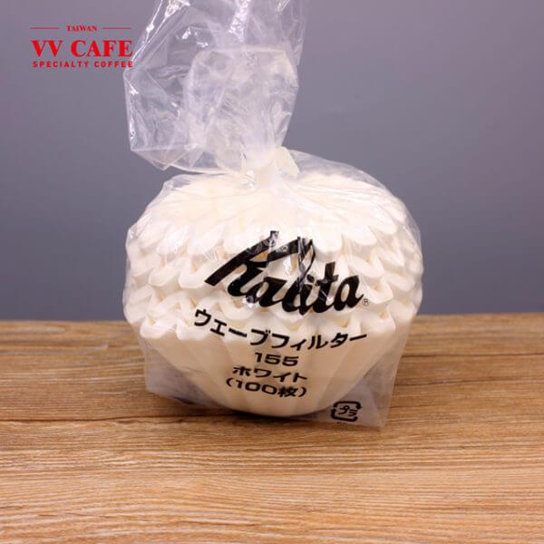 kalita波浪蛋糕濾紙01